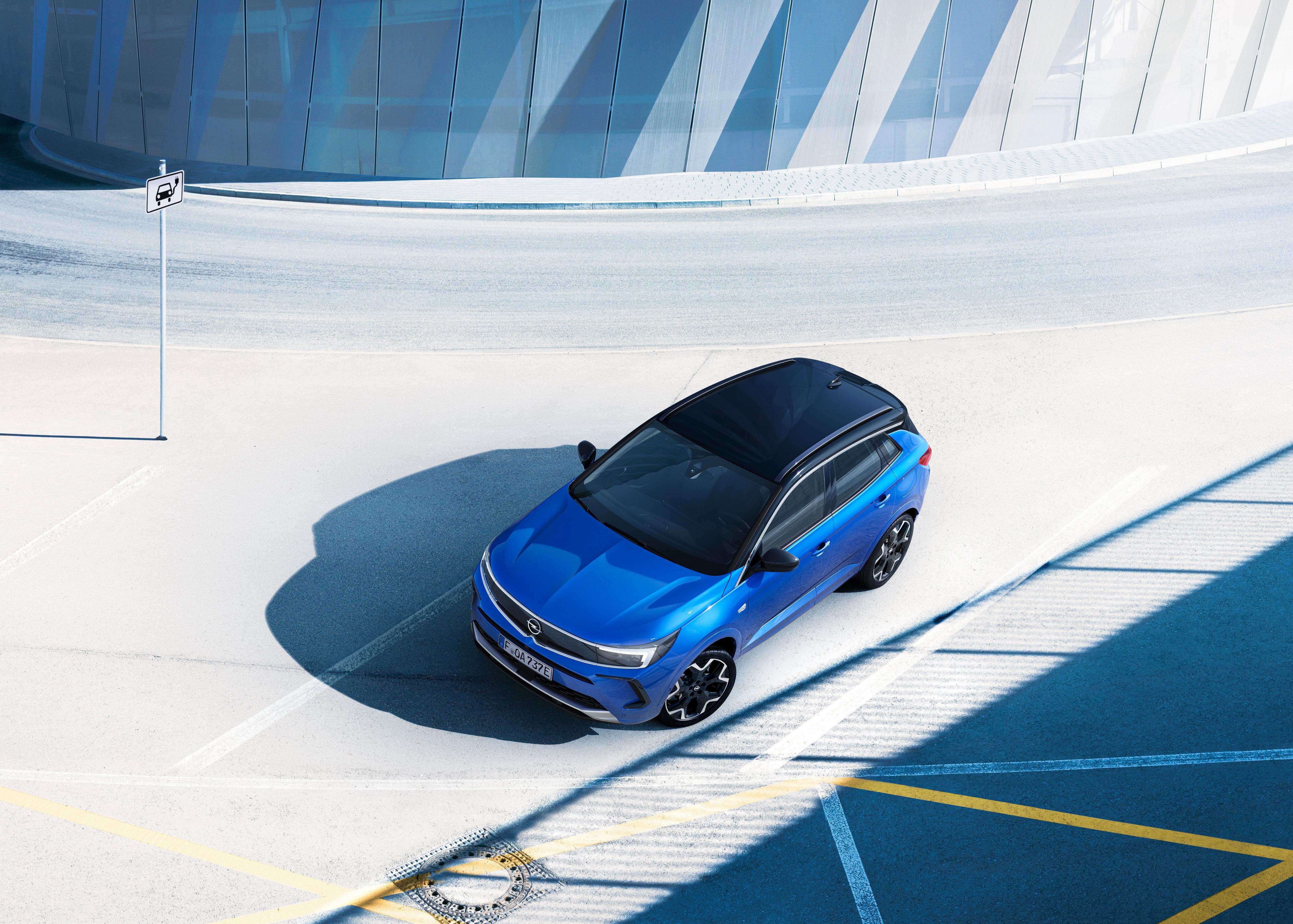 Nouvel Opel Grandland : personnalité affirmée, instrumentation numérique et haute technologie